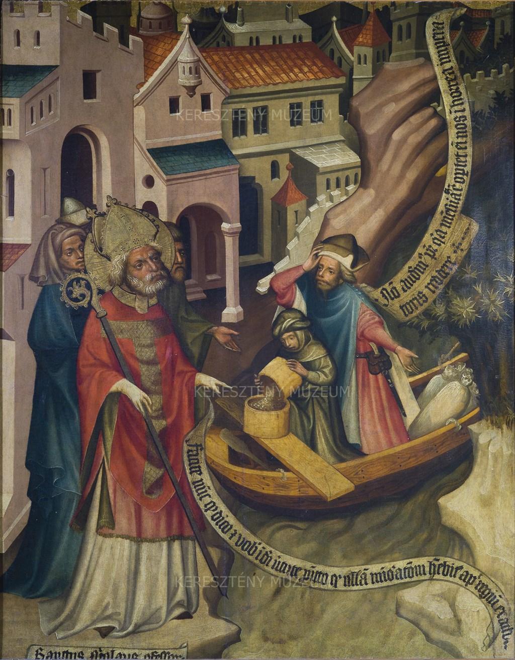 An essay on medieval calvary